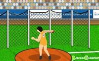Rio 2016 – Jogos de Arremesso de Peso